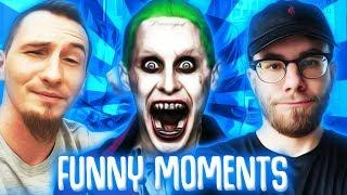 ISAMU, PAGO, JOKER - FUNNY MOMENTS!