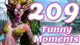 Heroes of the Storm: WP and Funny Moments #209
