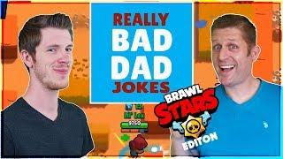 DUO SHOWDOWN and BAD DAD JOKES [Brawl Stars] YOU LAUGH, YOU LOSE Kairos and Lex  Lets play Epi. 7