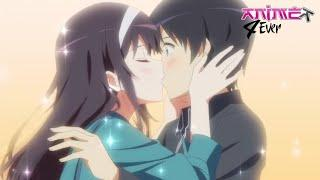 Anime's New Romantic Kiss Scene | Anime's Love Moment | Funny Compilation #2