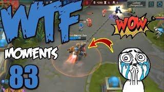 Mobile Legends WTF | Funny Moments Episode 83