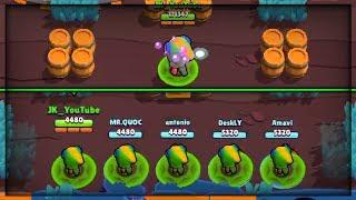 LEON BIG GAME TROLLING! Brawl Stars Funny Moments! :: Brawl Stars Gameplay