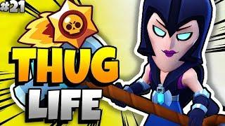 BRAWL STARS THUG LIFE: Funny Moments EP. 20 (Brawl Stars Epic Wins & Fails)