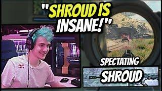 Ninja REACTS To Shroud DESTROYING in Blackout! COD Blackout Funny Moments & Fails