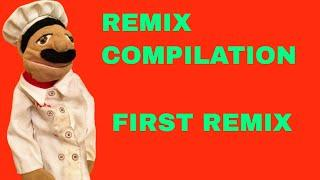 Chef Pee Pee Remix Compilation (First remix video)