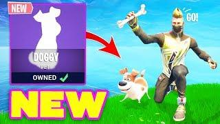 *NEW* SEASON 6 PETS ARE AMAZING! (Fortnite Battle Royale) Fortnite Epic & Funny Moments #297