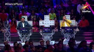 Dance Plus 4 2018 Shakti Love Raghav Best Funny Shoot