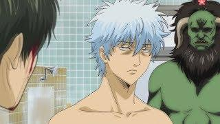 "gintama' ""銀魂"" - Gintoki funny moments #2"