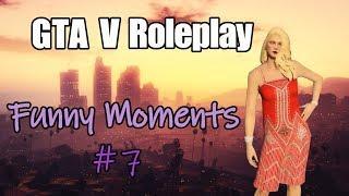 Funny Moments #7 (Carina Polansky) | GTA V RP | Dobrodziej