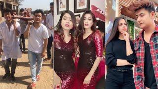 Gima Ashi Manjul Awez Navneet and Other Tik Tok Stars Trending Videos Compilation ||
