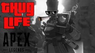 APEX LEGENDS: THUG LIFE FUNNY MOMENTS (Apex Legends Funny & Epic Moments Compilation #2)