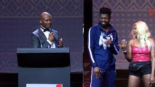 United Bank for Africa keep laughing as Basketmouth Amaze audience with  jokes