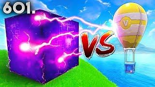 MOST CRAZY CUBE INTERACTION..!! Fortnite Funny WTF Fails and Daily Best Moments Ep.601