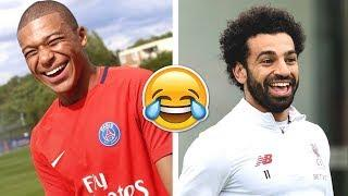 Famous Football Players - Funny Moments 2019 #11