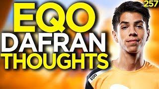 Eqo Thoughts on Dafran Joining OWL - Overwatch Funny Moments 257
