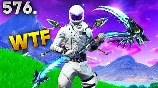 Fortnite Funny WTF Fails and Daily Best Moments Ep.576