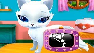 Fun Pet Animal Care - Kitty Love  - Fun Cutest Animal Care Makeover Games For Girls