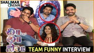 Chi La Sow Movie Team Funny Interview || Naga Chaitanya, Sushanth, Ruhani Sharma, Rahul Ravindran