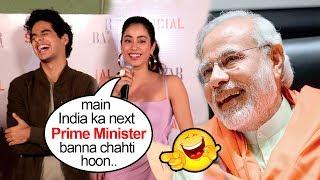 Jhanvi Kapoor's Most FUNNIEST Moment With Media At Dhadak Movie Event