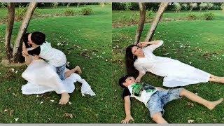 Divya Khosla Kumar Love With Son Ruhaan Kumar   Divya Khosla Kumar Funny Video   Mango Bollywood