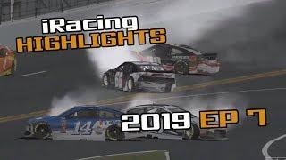iRacing Twitch Highlights, 2019 Ep. 7 (Fails, Wins and Funny Moments)
