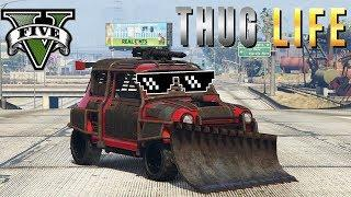 GTA 5 Thug Life #125 Funny Moments GTA 5 WINS & FAILS
