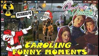 CAROLING  | RULES OF SURVIVAL FUNNY MOMENTS | RULES OF SURVIVAL PH