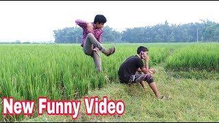Must Watching Funny Video | Village New Dubbing Video | New Funny Jokes Video | Moja Masti Video
