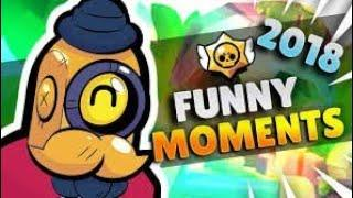 BRAWL STARS BEST OF 2018! ||Brawl ???? stars funny epic moments|| #Brawlstars best plays||#Brawl_sta