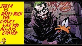 Daffy Duck & Joker The War Of Jokes & Feathers