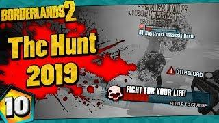Borderlands 2 | The Hunt 2019 Funny Moments And Drops | Day #10