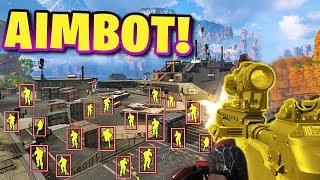 HACKERS ARE DESTROYING APEX LEGENDS..! - Apex Legends Funny Fails & Epic Moments #15