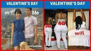 "????""Valentine's Day Jokes & Memes""???? - Mildly Amusing But Super Funny Memes."