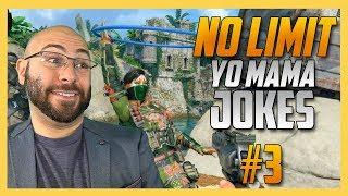 No Limit Yo Mama Jokes in Black Ops 4!