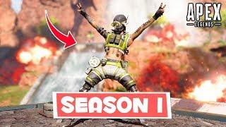 APEX LEGENDS SEASON 1 TRAILER!.. Apex Legends WTF & Funny Moments #36
