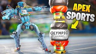 APEX OLYMPIC GAMES 2019!! | Best Apex Legends Funny Moments and Gameplay - Ep.83