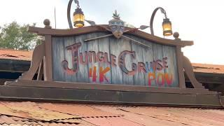 IT'S TIME FOR A GOOD LAUGH - Magic Kingdom Jungle Cruise POV 4K