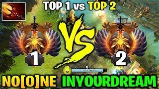 NO[O]NE vs INYOURDREAM - TOP 1 vs TOP 2 SERVER WAR