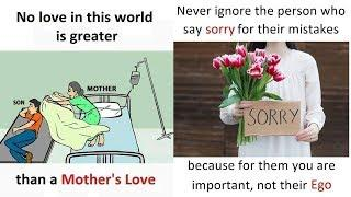 True Love Memes That Will Warm Your ICY Heart || Heart Touching Memes || Part 3