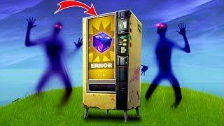Shadow Ghost Break Vending Machine..! | Fortnite Twitch Funny Moments #202