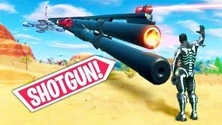 HOW TO SHOTGUN SNIPE!! - Fortnite Funny WTF Fails and Daily Best Moments Ep.1111