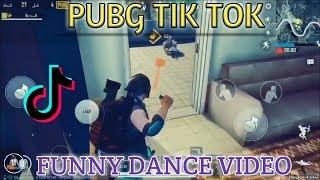 PUBG TIK TOK FUNNY DANCE  ( NO 25) AND FUNNY MOMENTS ||  BY PUBG FUN