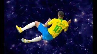 Neymar keeps rolling rolling rolling- Funny Neymar Acting compilation