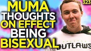Muma's Thoughts on Effect Being Bisexual - Overwatch Funny Moments 323