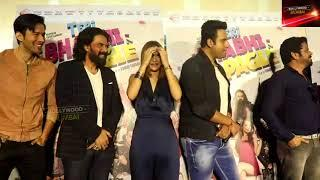 Krushna Abhishek back To Back Funny Comedy With Co Stars At Trailer launch