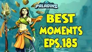 Paladins BEST & FUNNY MOMENTS EPS.185