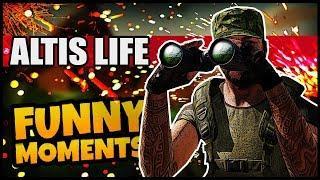 ARMA 3 ALTIS LIFE FUNNY MOMENTS - Kart Buddy Karl! [German][HD]|TomderErste