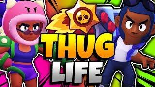 BRAWL STARS THUG LIFE: Funny Moments EP. 31 (Brawl Stars Epic Wins & Fails)