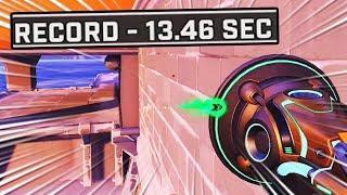 *NEW* Overwatch Lucio Surf Speedrunning..!! - Overwatch Workshop Funny & Fail Moments #5