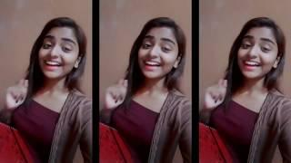 Cute Tamil Girls On TikTok Musically | Romance, Funny, Love Cute Videos Part-1